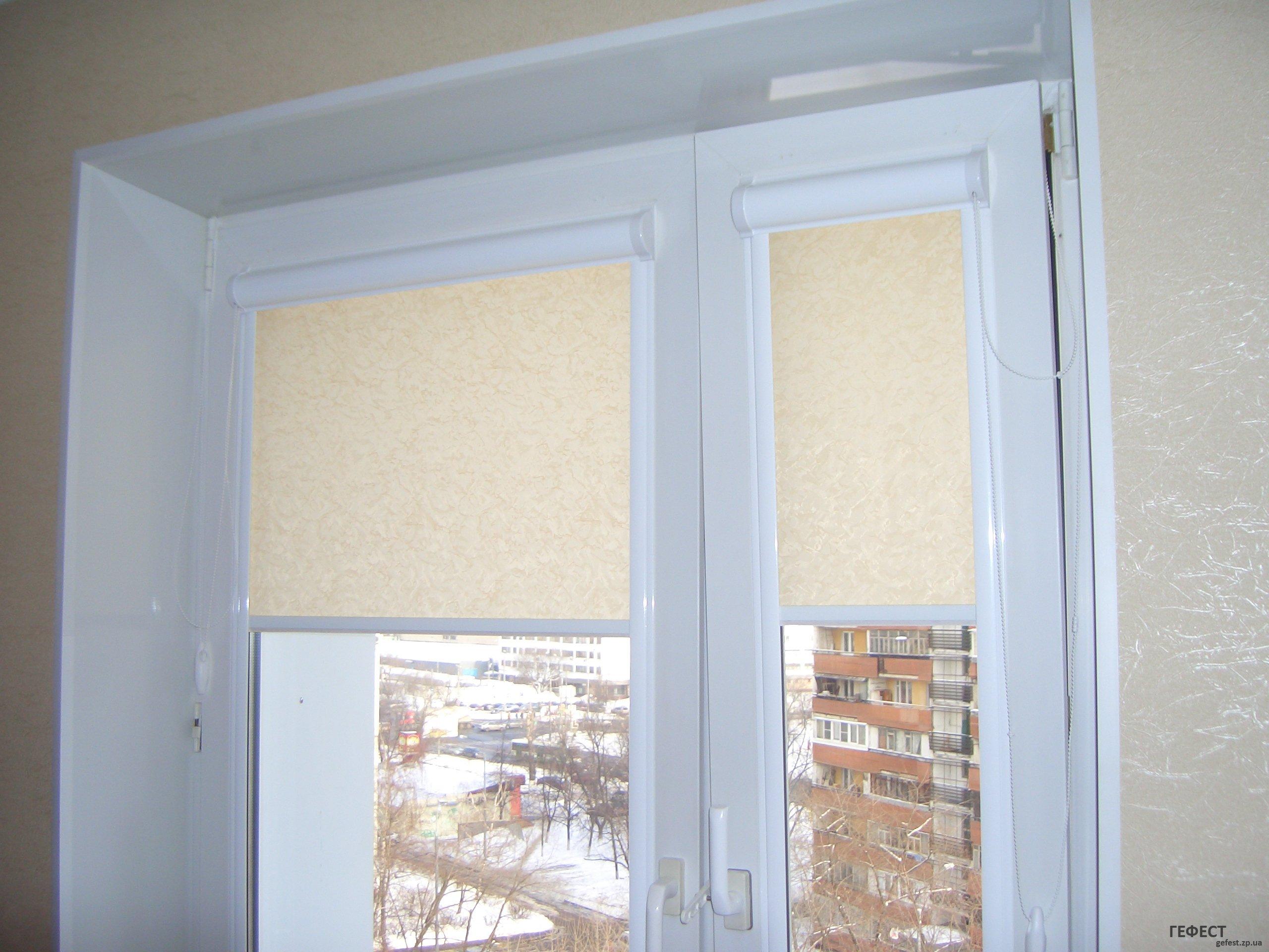 Рулонные шторы на пластиковые окна производство рулонных што.